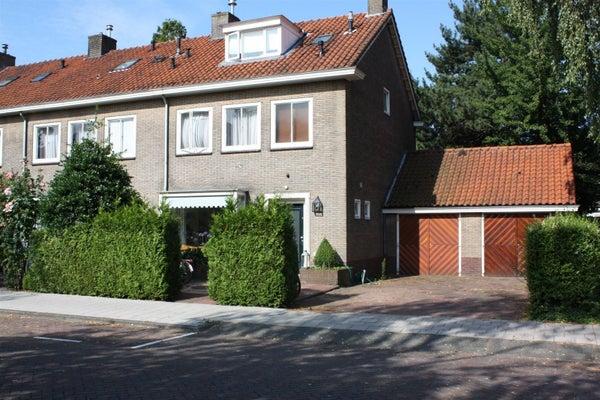 Henritte Bosmansstraat, Amsterdam