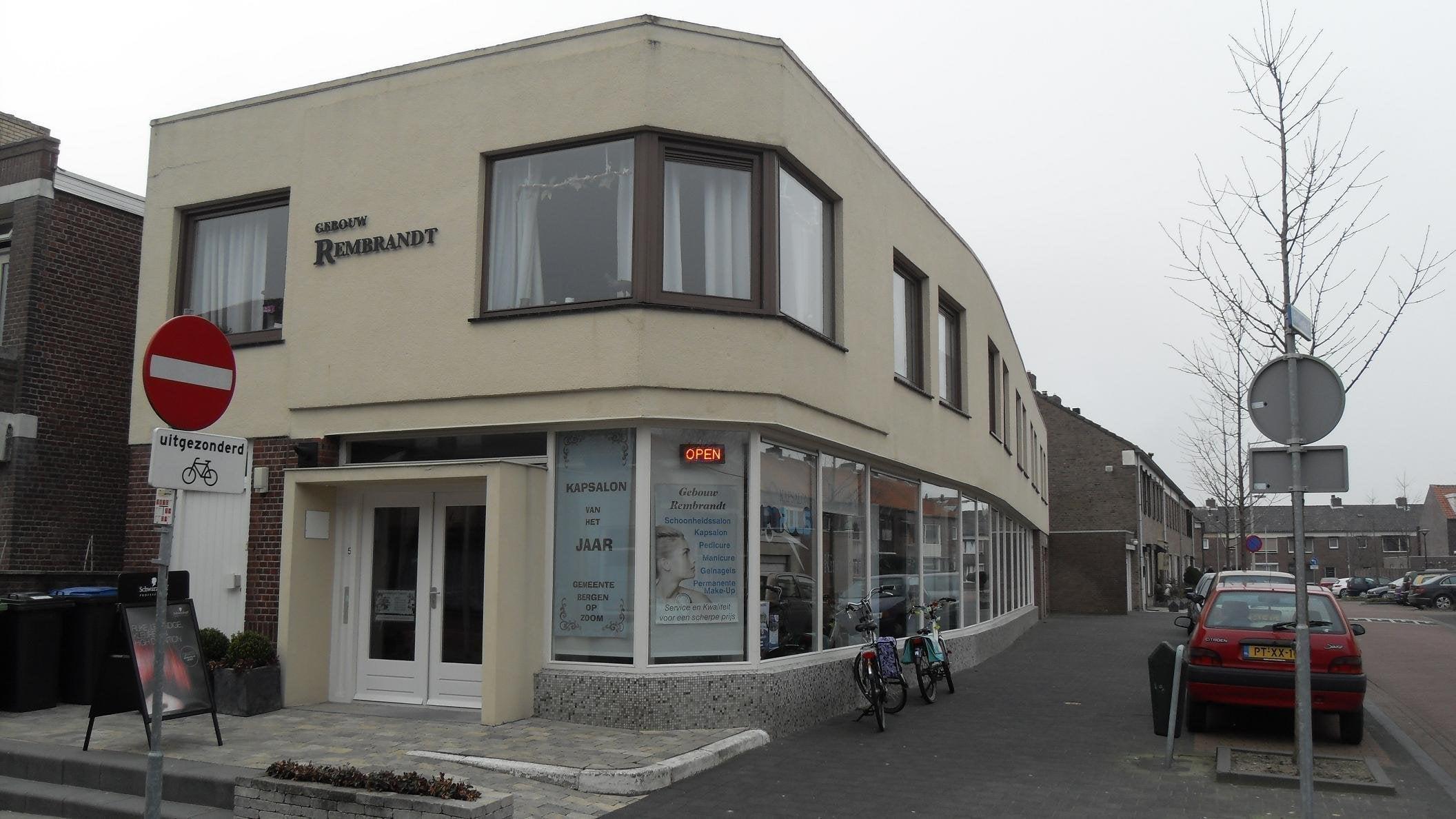 Photo of Rembrandtstraat, Bergen op Zoom