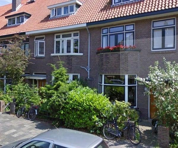 De Meij van Streefkerkstraat, Leiden