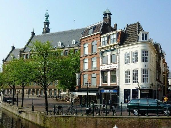 Vismarkt, Leiden