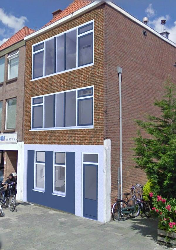 Bonairestraat, Leiden