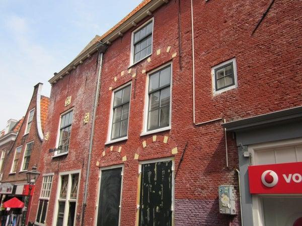 Janvossensteeg, Leiden