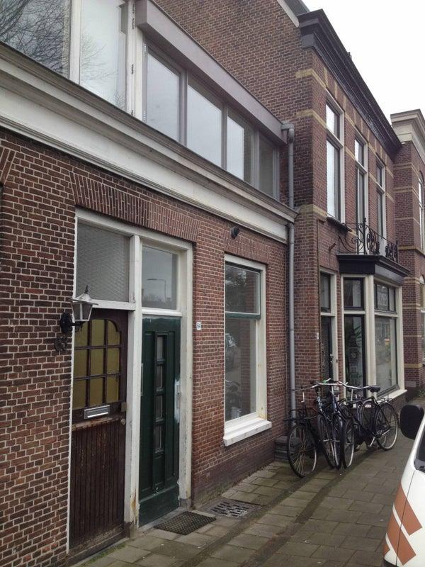 Zijlsingel, Leiden