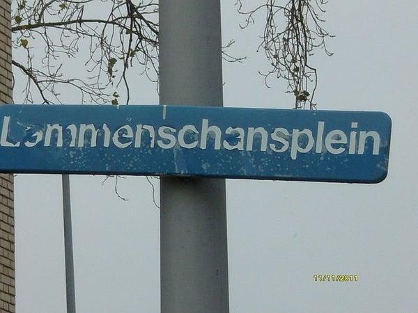 Lammenschansplein, Leiden