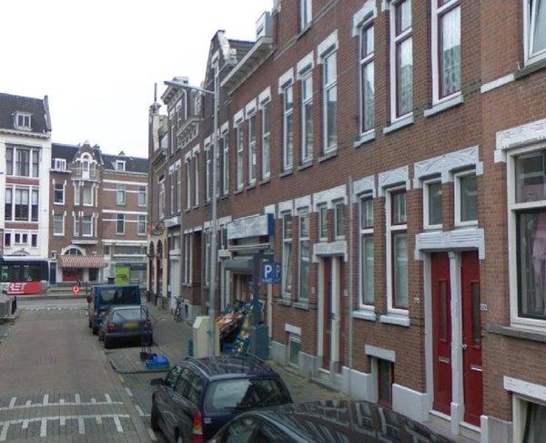 Jan Porcellisstraat, Rotterdam