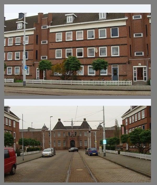 Huygensstraat, Rotterdam