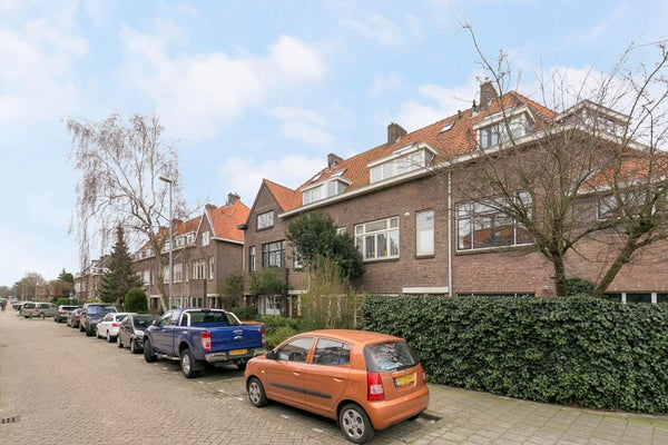 Juliana van Stolberglaan, Rotterdam