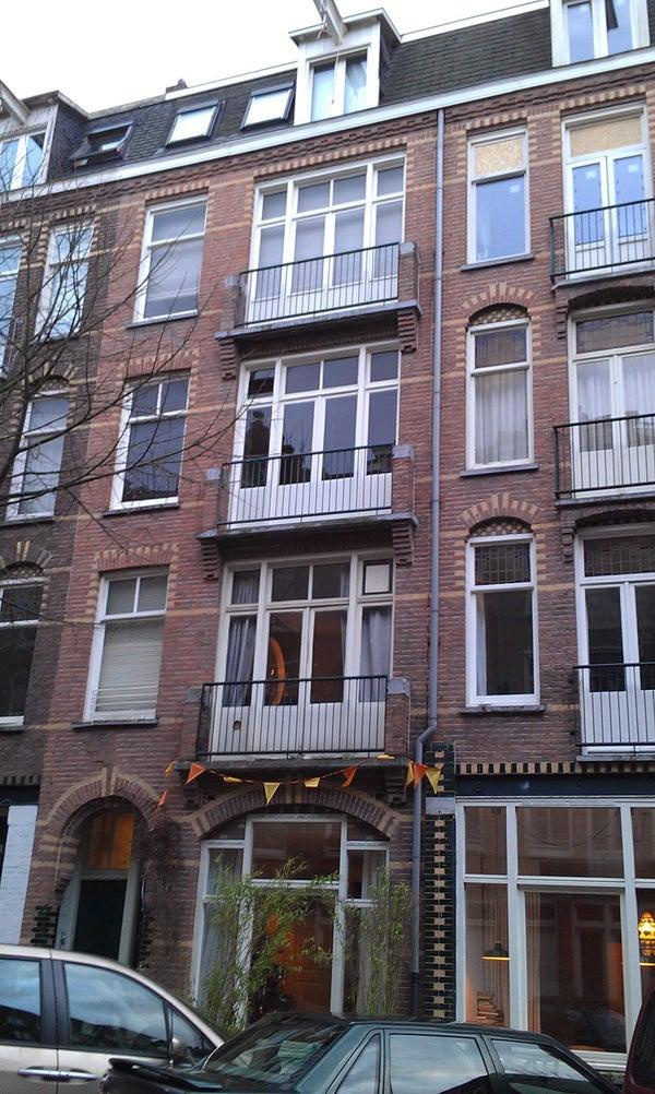 huurwoningen appartement huren in amsterdam kanaalstraat
